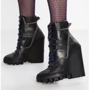 Diesel D-Vibe MB Ankle Boots